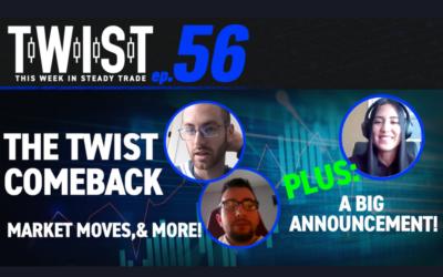 TWIST: Big Announcements, Market Moves, & MORE!