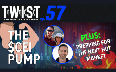 TWIST: The CEI Pump & Prepping for the Next Hot Market